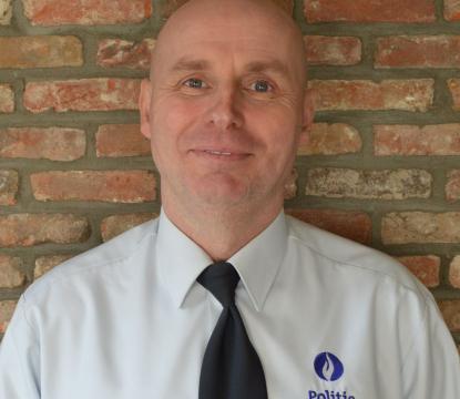 Teamleider Maxim Meulebroeck